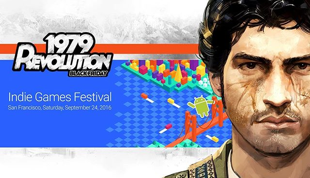 San Francisco! Tomorrow 1979 & @navidkhonsari will be at Google Indie Fest! Come play the Revolution! Link in bio ➡️➡️ #1979TheGame #PlayIndie