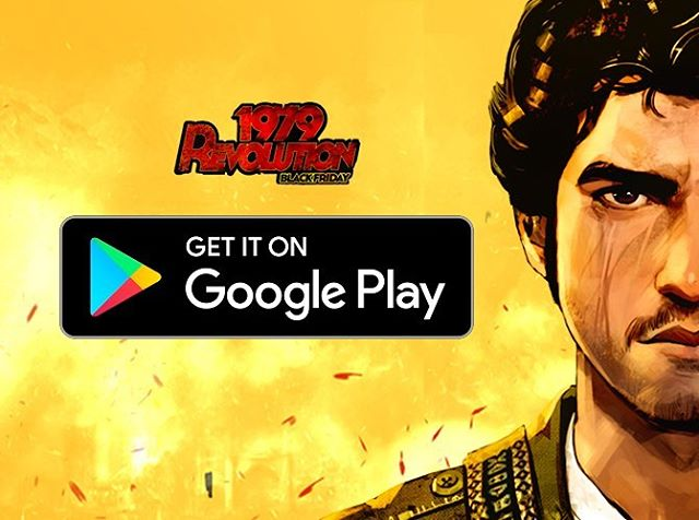 It's here! #1979TheGame on #Android devices!  7 languages to choose from! LINK in bio ➡️ @googleplay_offical #GooglePlay #Iran #IndieGames #Adventure #Revolution #TrumpShouldPlayThis