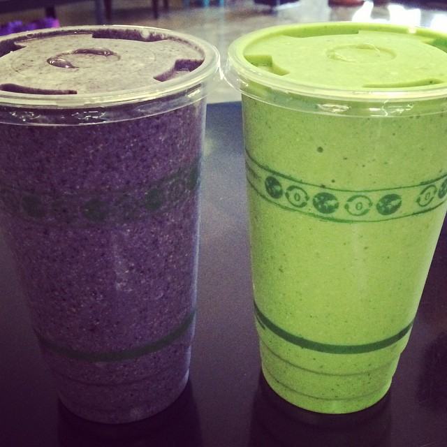 BlueBeeBerry & Bloom Smoothies