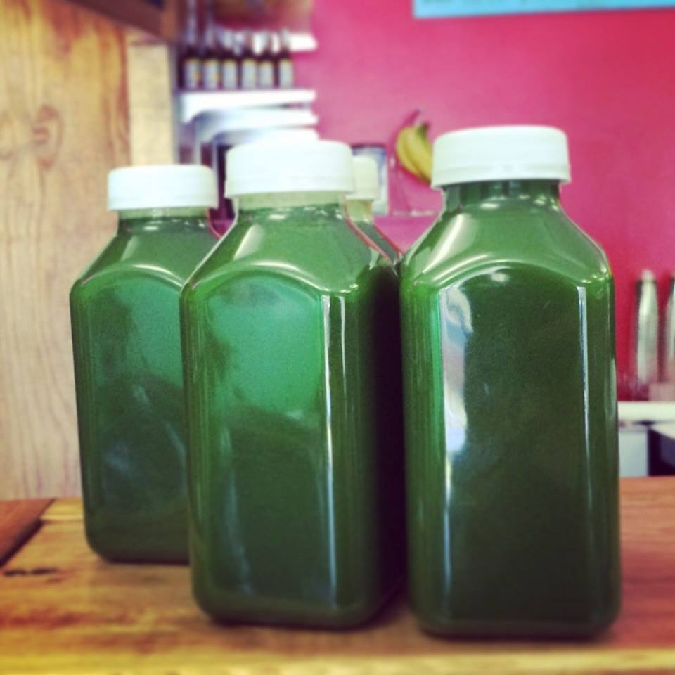 Fresh Pressed Green Juice