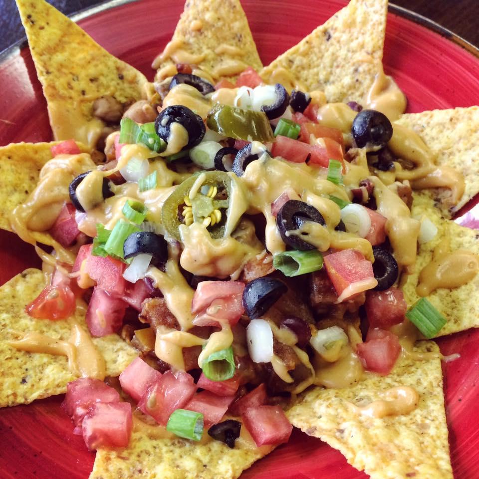 Vegan Nachos Special