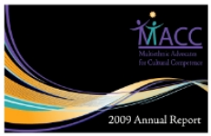 MACC 2009 Annual Report