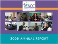 MACC 2008 Annual Report