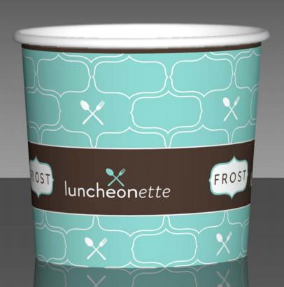 Soup Cup Design