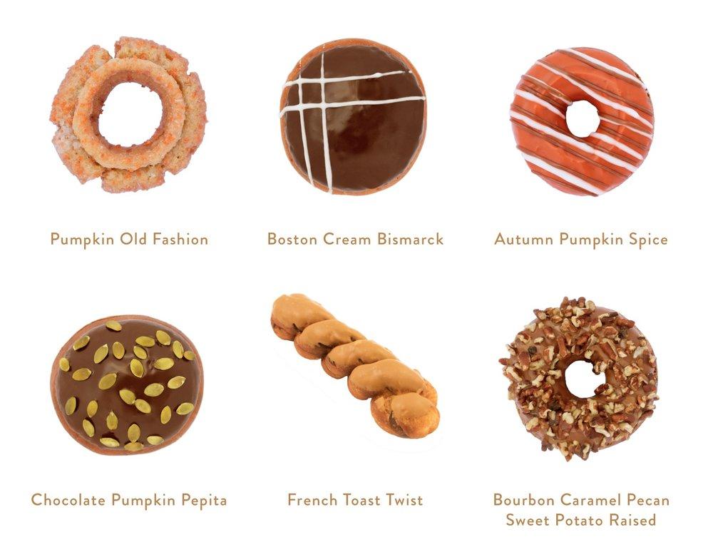 Featured Doughnut Display