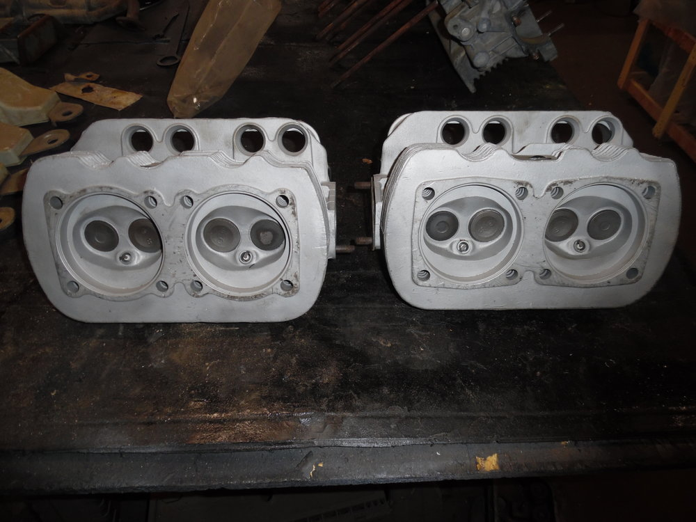 late 40 hp heads $200