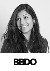- —Monisha LewisVP, Director of Communications Planning