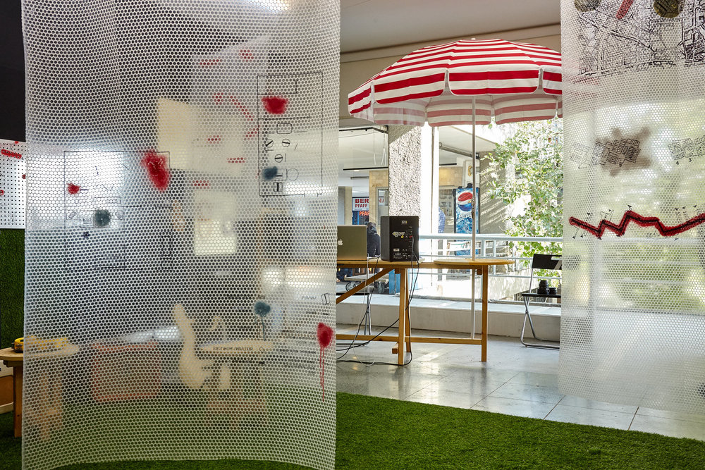 Open Recording Studio, İstanbul Manifaturacılar Çarşısi