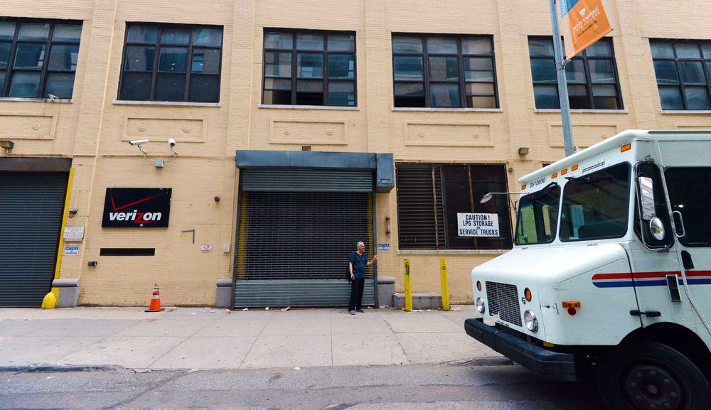84 King Street, former Paradise Garage