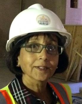 omnes energy tara lamont construction manager