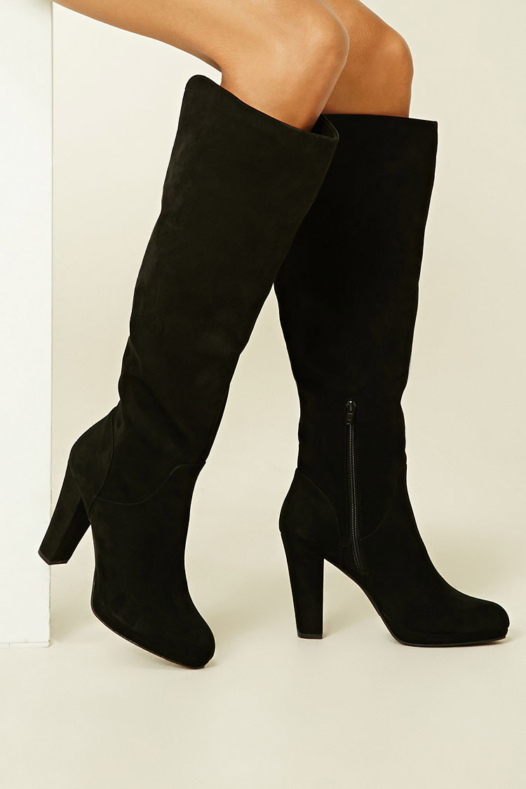 Knee High Boots- Forever 21