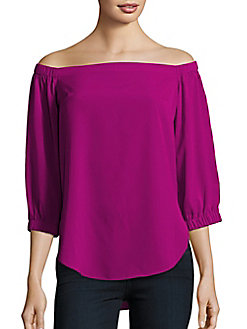 Off the Shoulder- Saks Off 5th