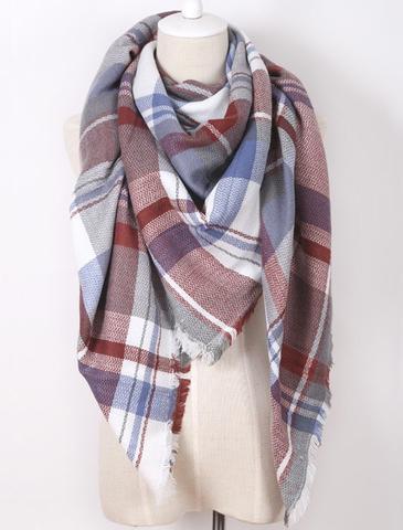 Blanket Scarf- ilymix.com