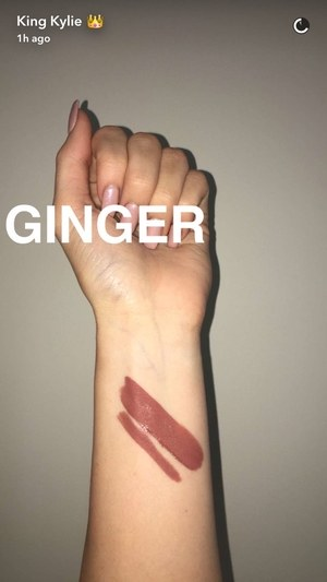 Ginger: A spicy orange, brown.