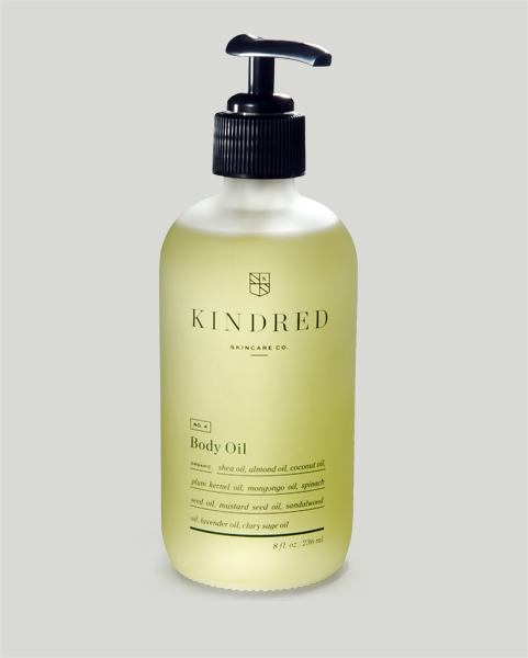 Body Oil by Kindred Skincare