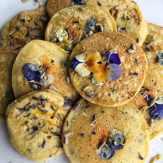 Recipe for these bad mama jammas on my blog www.brooklynreedcnp.com or hit the link in my bio! 🌼 . . . . . . . . .