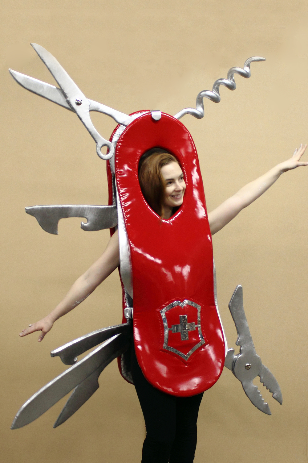 "Swiss Army Knife, ""Catch Me if You Can"""