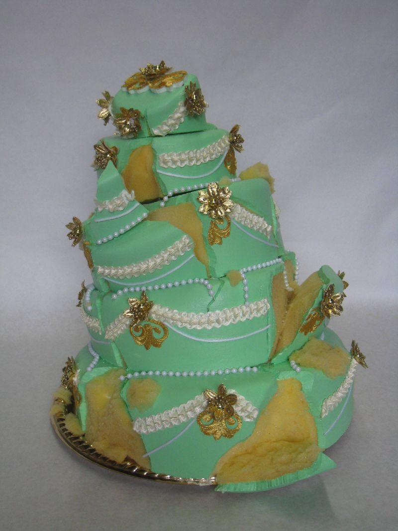 Broken Cake, Peter Pan