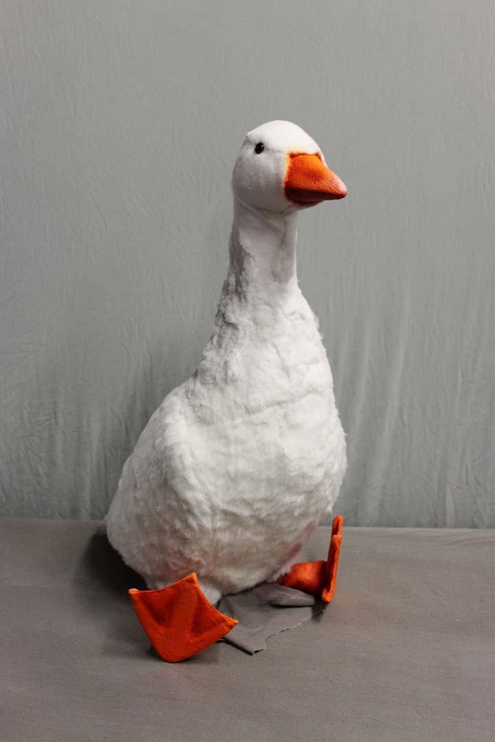 Goose Puppet: Cinderella
