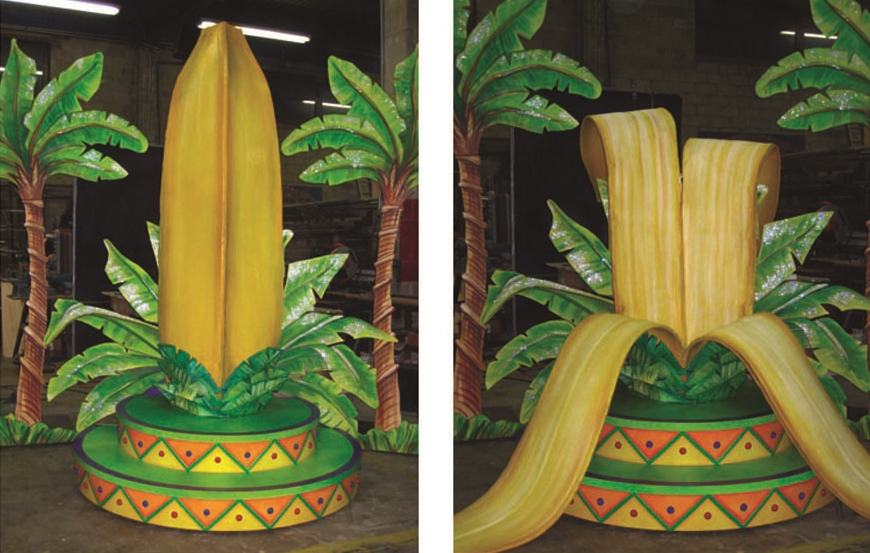 Banana: Minsky's