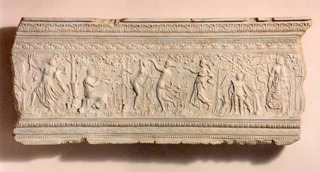 Neapolitan Frieze