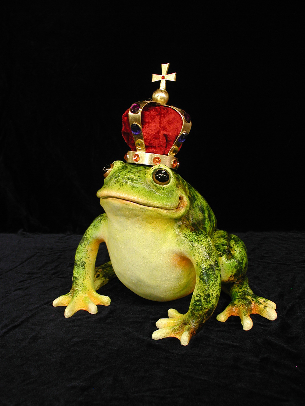 Frog:  Ribbit