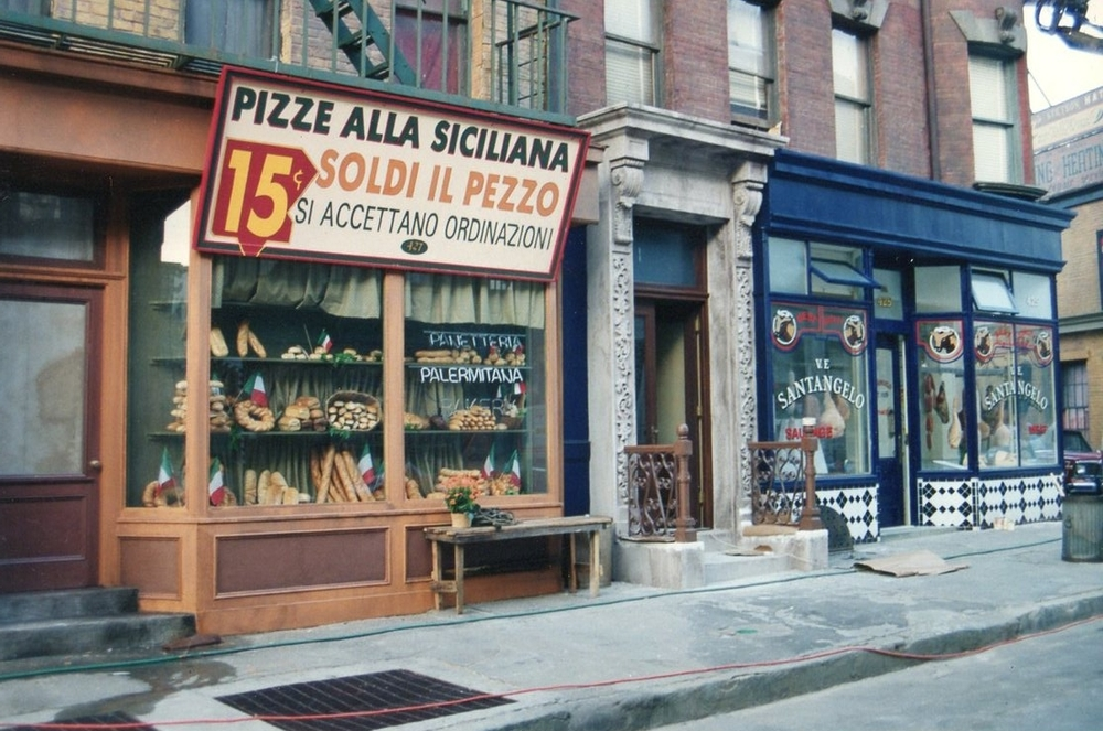 "Little Italy Set, ""Household Saints"""