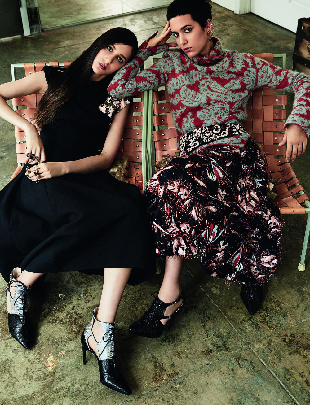 Vogue Brasil  Ph. Nyra Lang