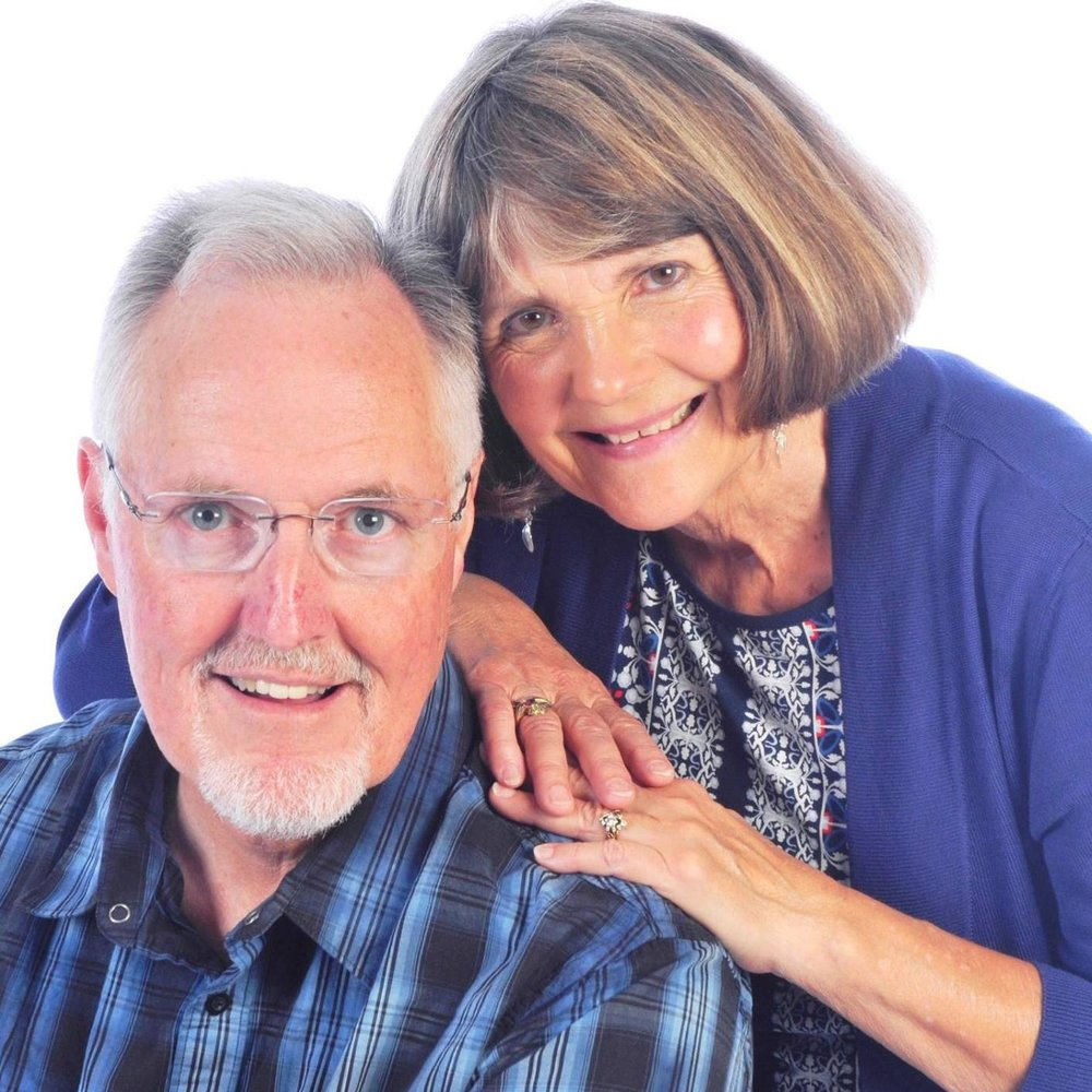 Pastors Terry and Mary Inman