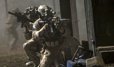NAVY SEALS, ZERO DARK THIRTY, COLUMBIA PICTURES