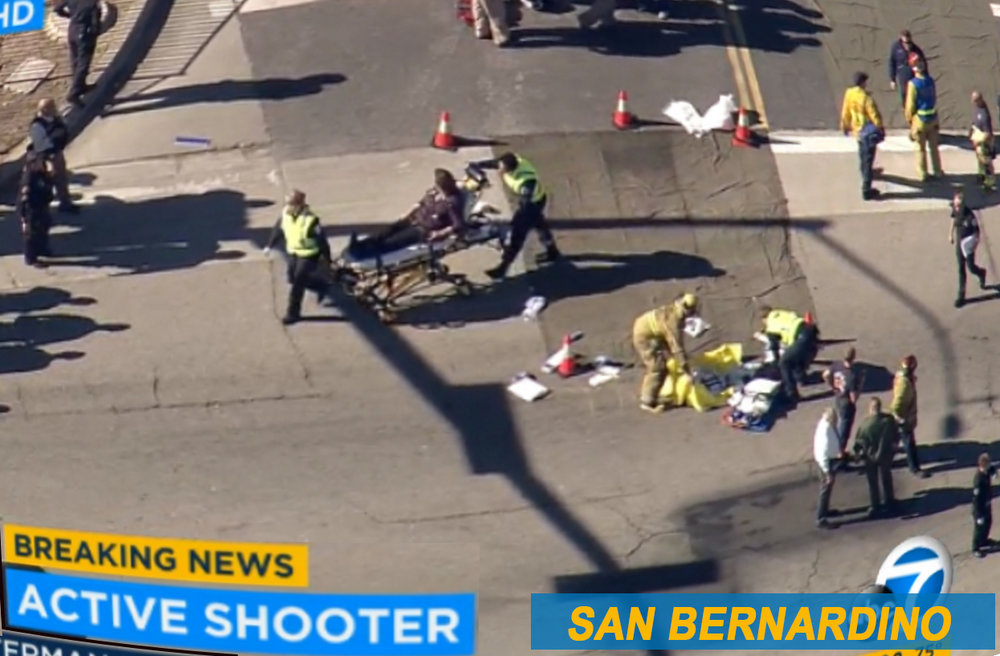 Initially reported as an Active Shooter, the San Bernardino attack was in fact a Lone Wolf style attack carried out with terrorist motives.