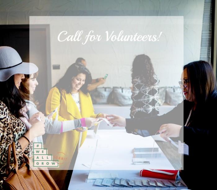 volunteers-weallgrow-summit
