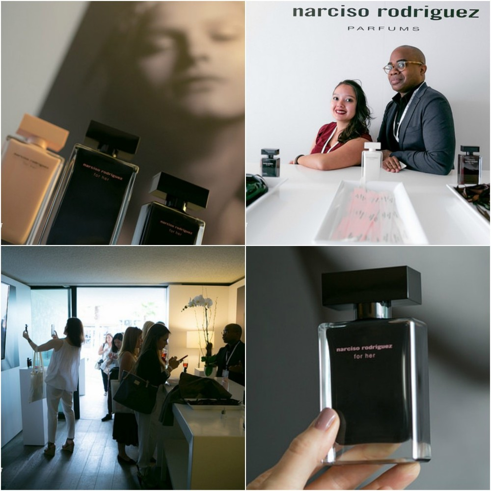 narciso rodriguez at #weallgrow