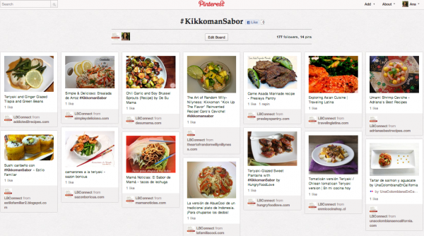 #KikkomanSabor #LatinaBloggers recipes