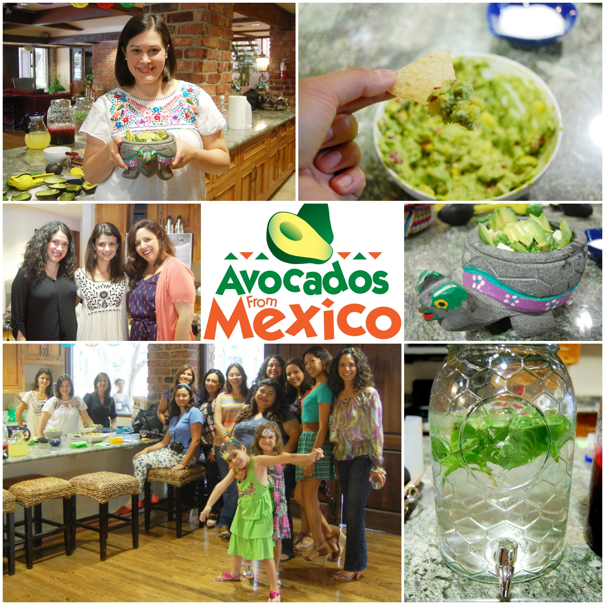 #LatinaBloggers Acovados from Mexico event