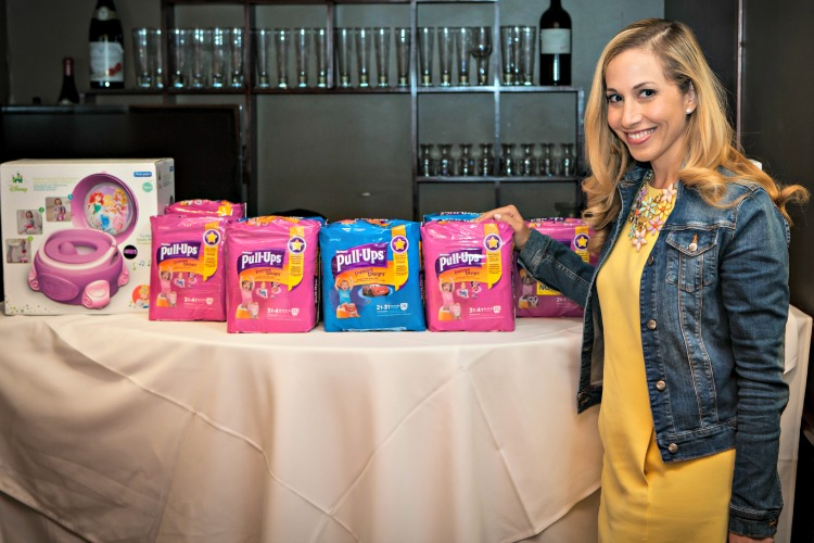 Latina Bloggers Connect | Pull Ups Training Pants Texas Luncheon Campaign #SayAdiosToDiapers