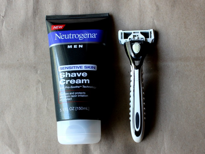 Neutrogena Men Curves and Chaos