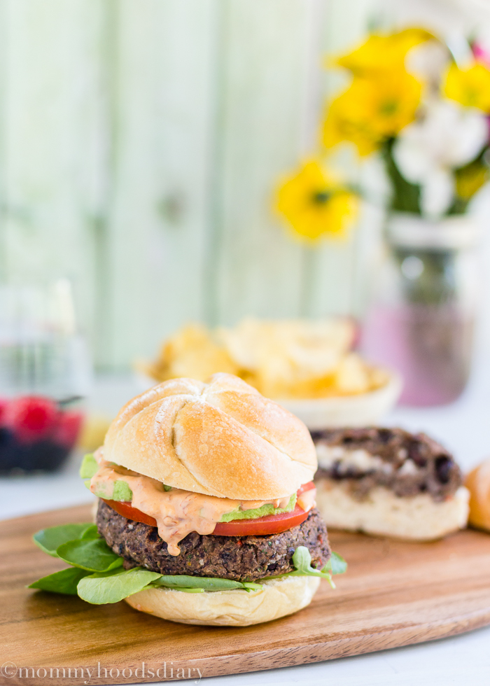 Stuffed-Black-Beans-Burger-2