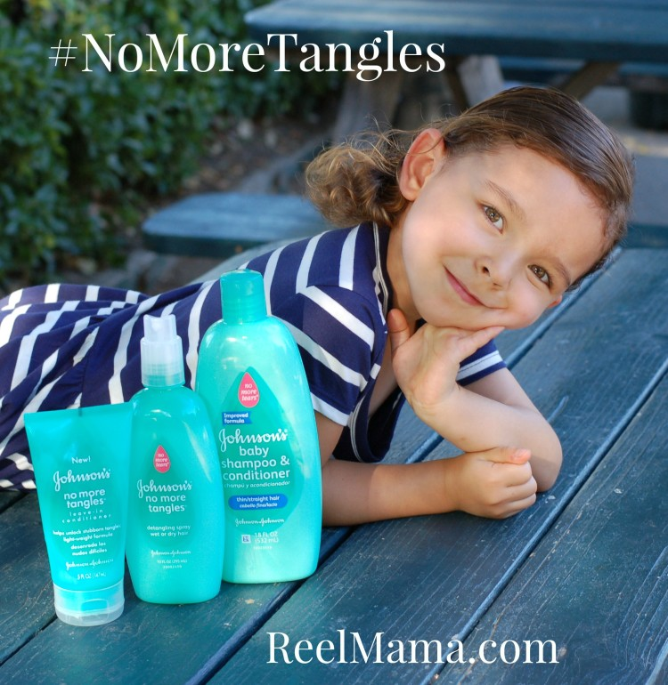 No More Tangles Reel Mama