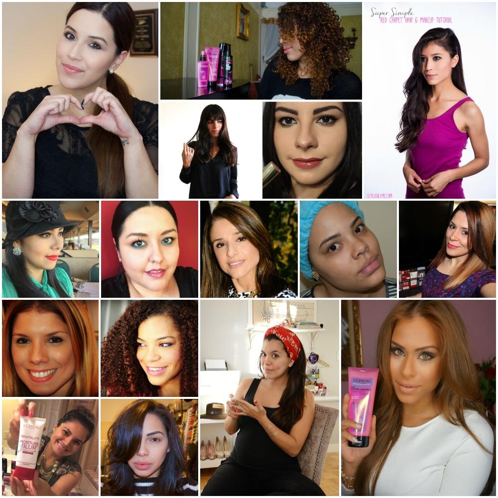 loreal porquetulovales latina bloggers