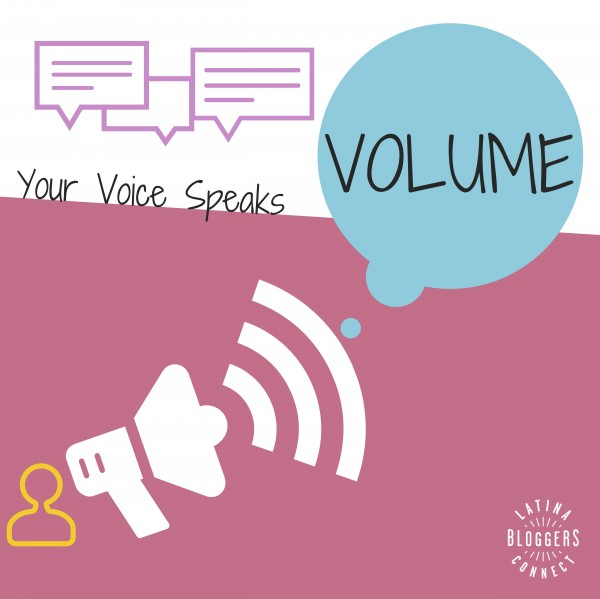 Your VoiceS peaks Volume - latinabloggers