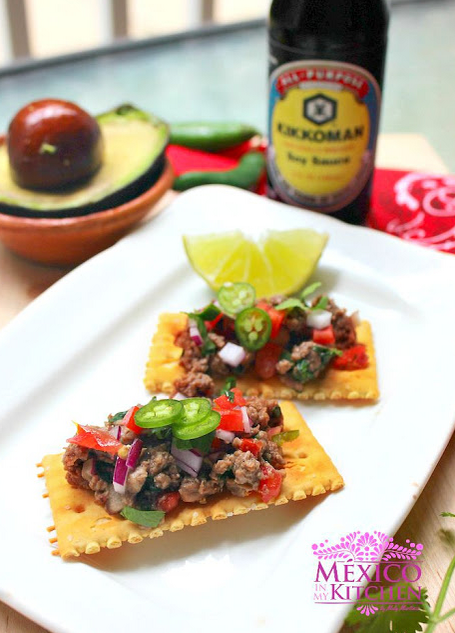 Mely Martinez _ Mexico in My Kitchen _ Mexican Steak Tartare