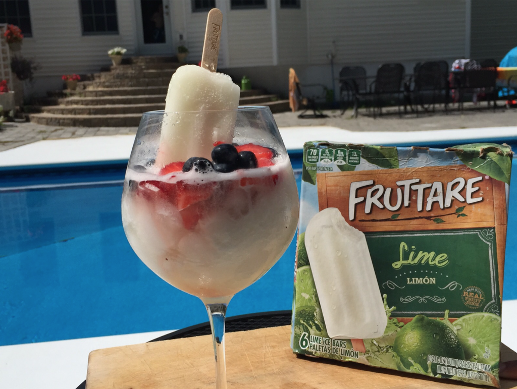Join the #FruttareLife, it's so refreshing!