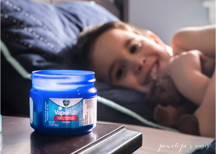 Spreading the #VapoLove with Vicks VapoRub