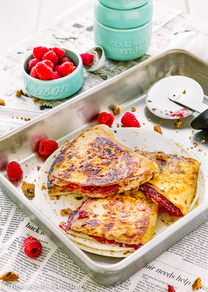 Mommyhood's Diary - Sweet-Raspberry-Chocolate-Chip-Quesadilla-12