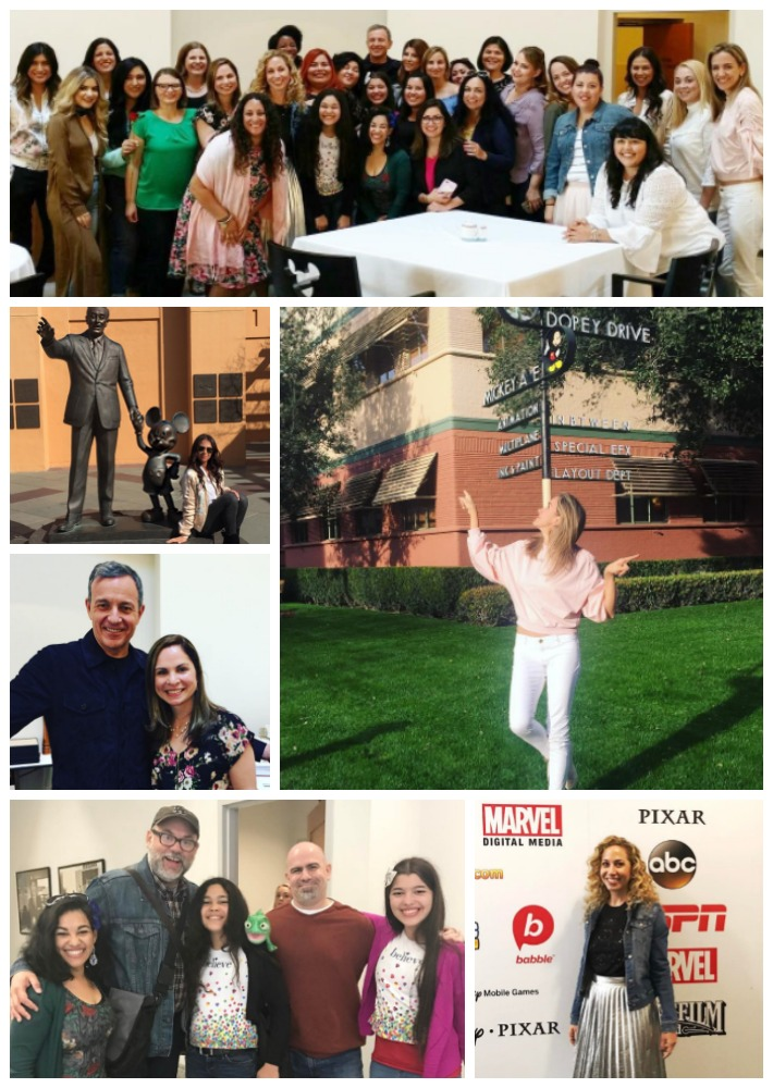 Photo Credit: #WeAllGrow Latina Network,Rocio Ocampo, Marianna Du Bosq,Marinés Duarte, Elayna Fernandez and Jeannette Kaplun