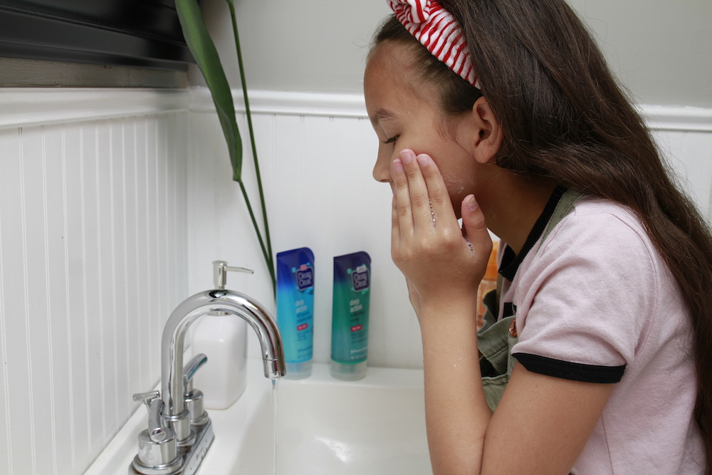 These Moms Know The Best Tips for their Kids Skincare Routine with Clean & Clear