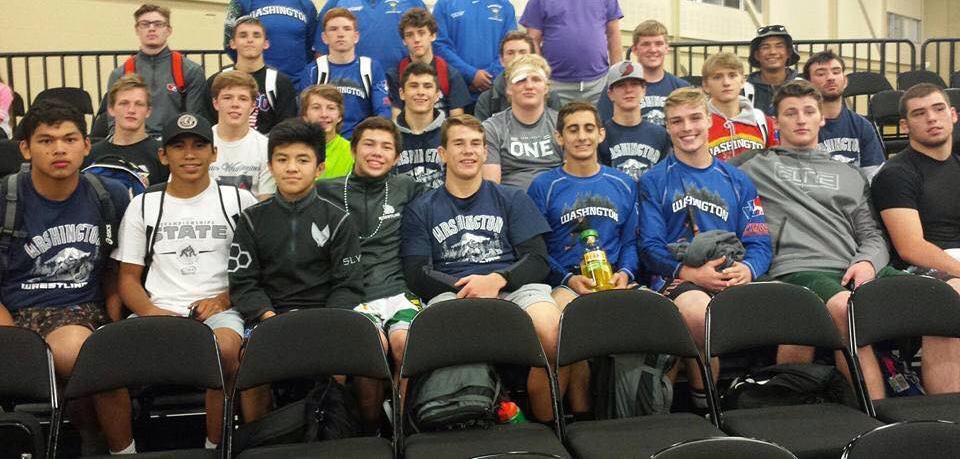 4th Place Greco Team!