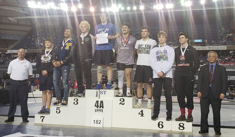 Michael Gasper - 5th Place