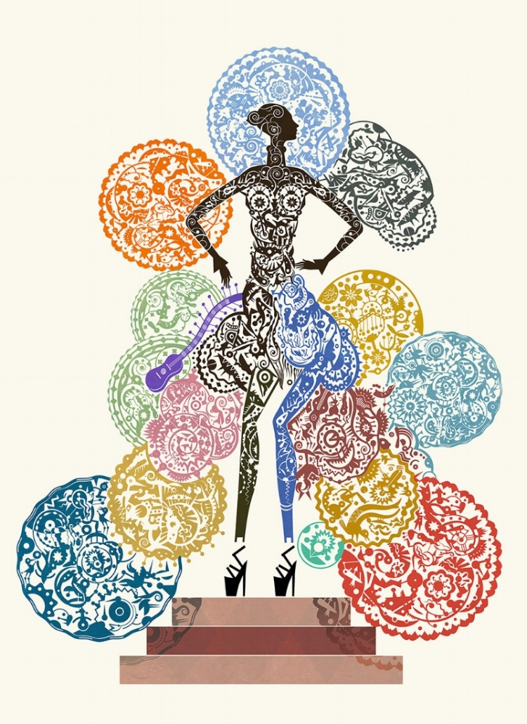 Fashionista, Fashion Industry, Runway model